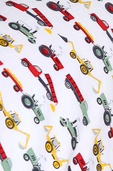 Tractor Colour Duvet Cover