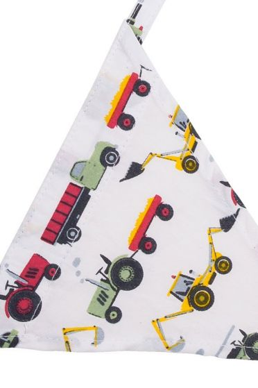 Tractor Colour Bunting