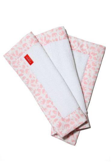 Safari Pink Change Mat