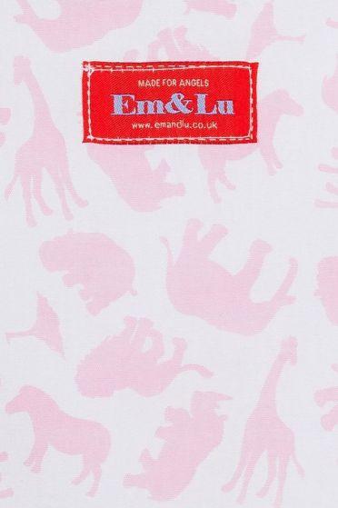 Safari Pink Sponge Bag