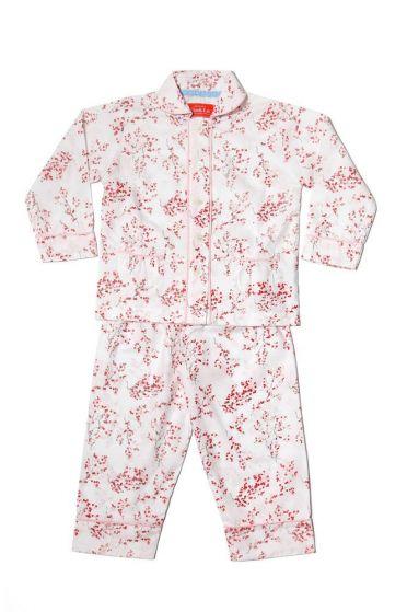 Red Blossom Classic Pyjama