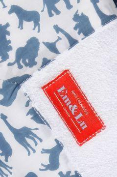 Safari Blue Change Mat