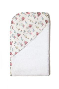 Circus Hooded Towel