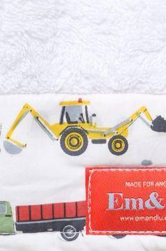 Tractor Colour Wash Mitt