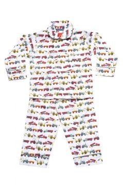 Tractor Colour Classic Pyjama