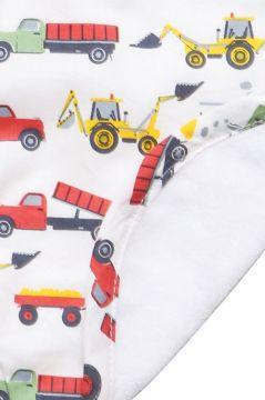 Tractor Colour Bib