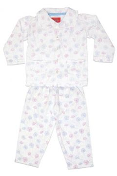 Dandelion Frill Collar Pyjama