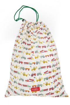 Em&Lu Colour Tractor Laundry Bag