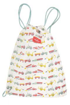 Em&Lu Colour Tractor String Bag