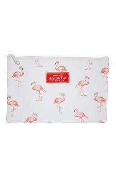 Flamingo Sponge Bag