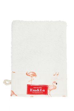 Flamingo Wash Mitt