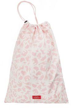 Em&Lu Safari Pink Laundry Bag