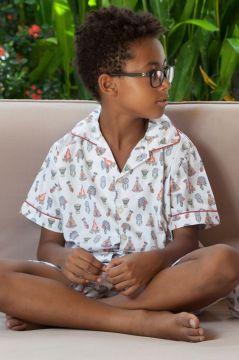 Dreamcatcher Short Pyjamas