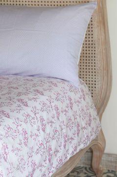 Lilac Blossom Duvet Cover