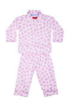 Ocean Pink Classic Pyjama