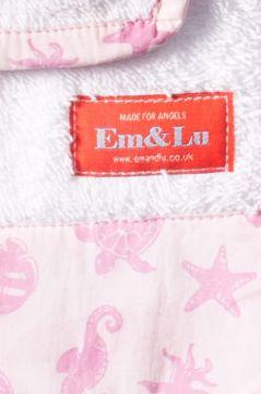 Ocean Pink Towel Collection