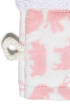 Safari Pink Wash Mitt