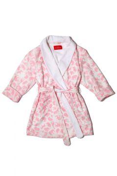Safari Pink Dressing Gown