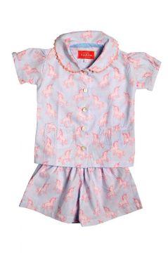 Unicorn Short Pyjamas